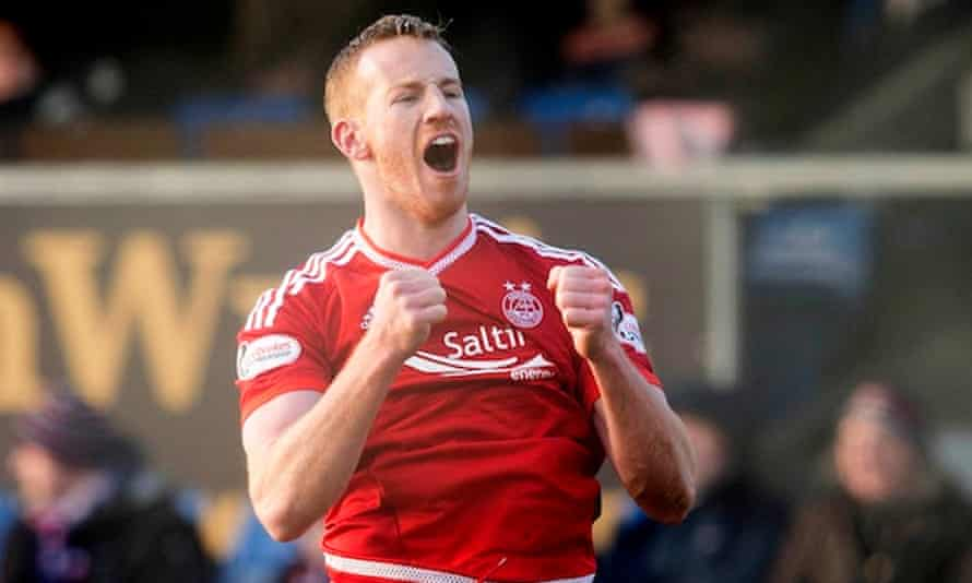 Aberdeen's Adam Rooney
