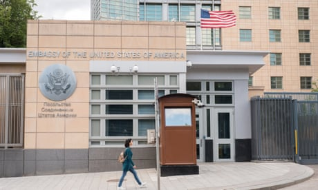 Revelations of suspected spy at US embassy in Moscow could be tip of the iceberg