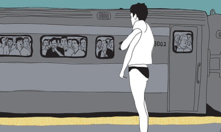 An image from Commute by Erin Williams.