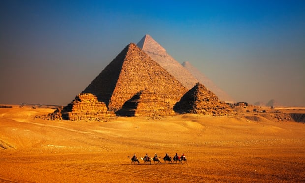theguardian.com - Kevin Rawlinson - New discovery throws light on mystery of pyramids' construction