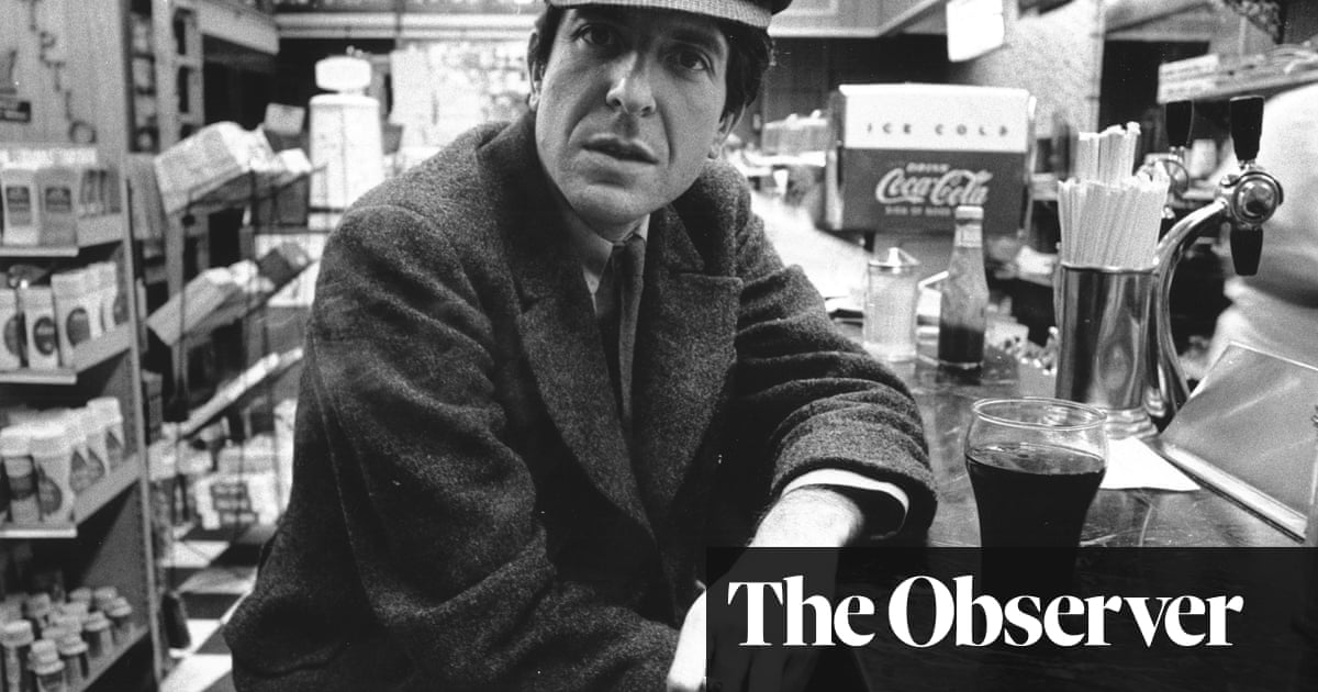 How Leonard Cohen mined sacred texts for lyrics to his songs