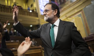Mariano Rajoy accused the PSOE of opportunism and reminded the party of its past scandals.