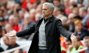 José Mourinho has never spent more than four years in one spell as manager at any of his seven clubs and has yet to work in France.