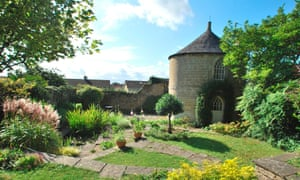 Home and away properties that are round, in Bradford-on-Avon, Wiltshire
