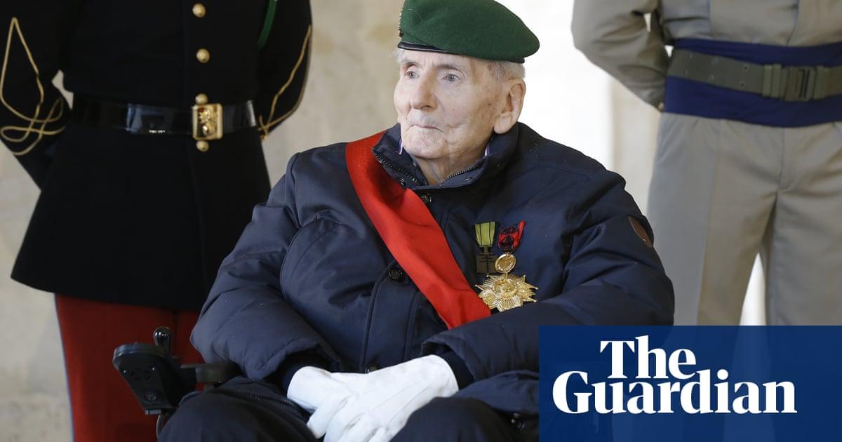 Hubert Germain, last of elite group of French resistance fighters, dies