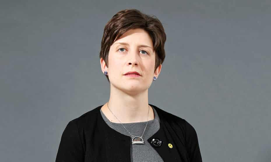 Alison Thewliss, SNP MP for Glasgow Central