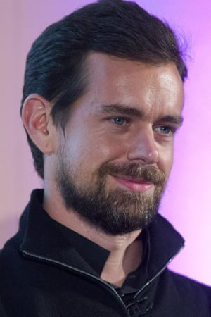 Jack Dorsey, co-founder and chairman of Twitter, will take over as interim chief executive.