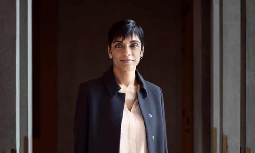 Reeta Chakrabarti by Fran Monks