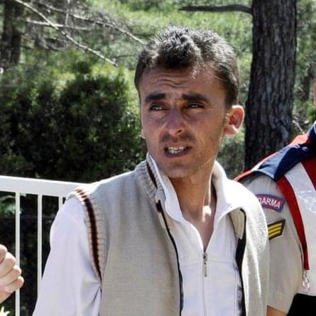 Murder suspect Ali Yamuç