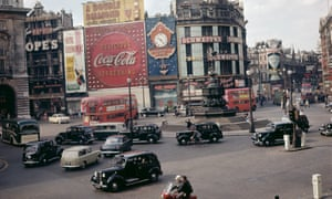 Piccadilly Circus c. 1963
