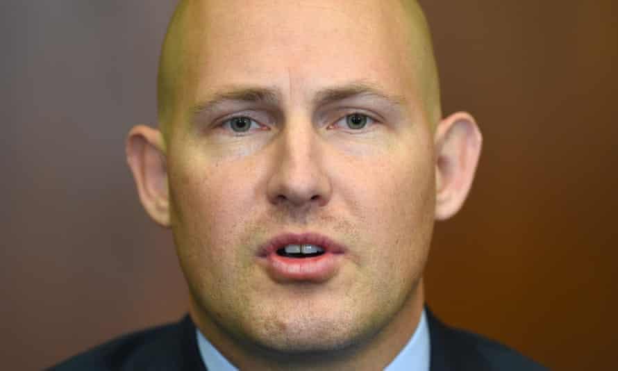 Queensland's minister for Aboriginal and Torres Strait Islander partnerships, Curtis Pitt