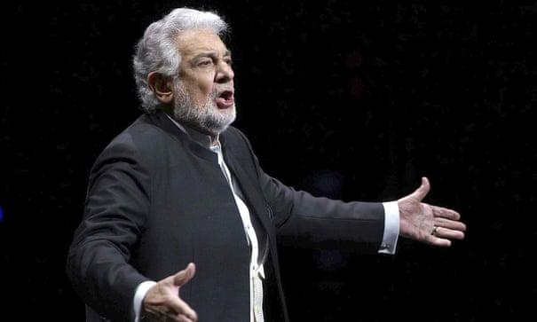 Show some respect', Plácido Domingo urges directors after opera rape