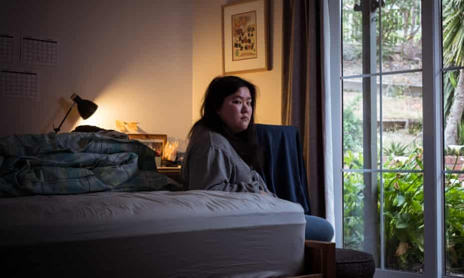 Michelle Lim, a social studies student at Melbourne University.
