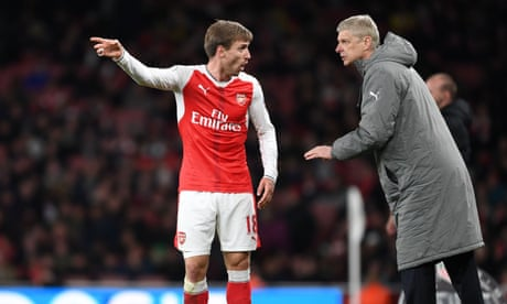 Why Arsène Wenger finally decided a back three was Arsenal's way forward   Jonathan Wilson