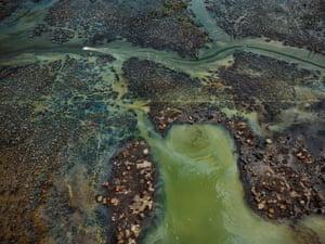Oil Bunkering #4, Niger Delta, Nigeria, 2016