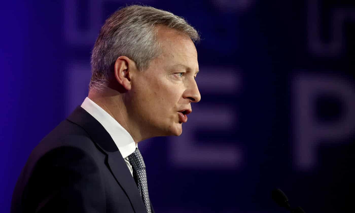 France will not back down on digital tax despite US legal threats