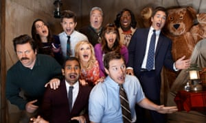 When good TV goes bad: Parks and Recreation got sickly sweet