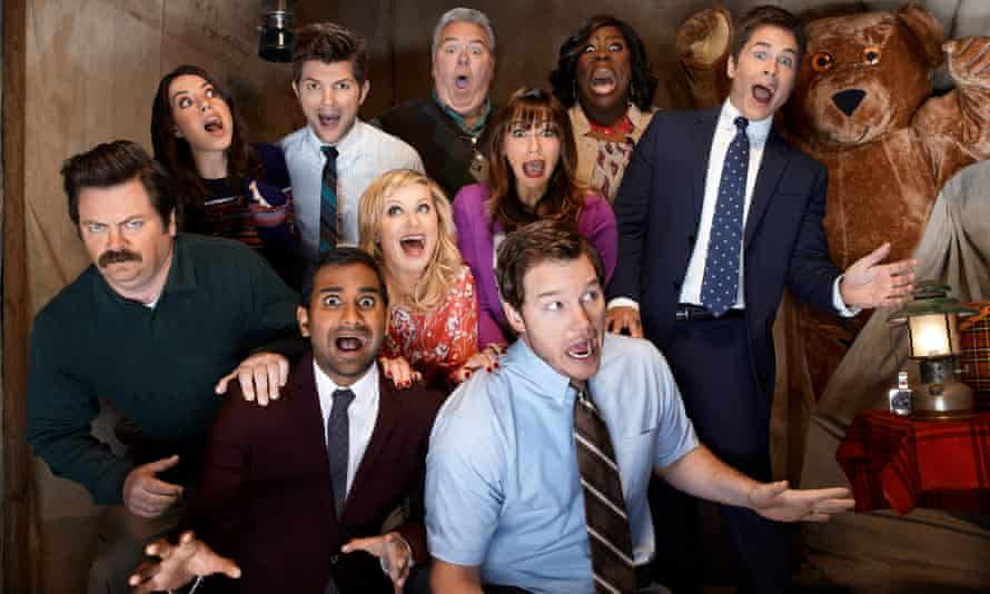 Parks and Recreation.