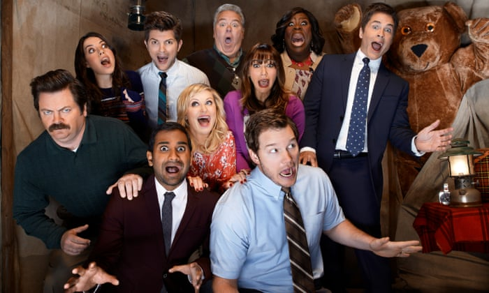 Forking hell! Is The Good Place the ultimate TV show for our