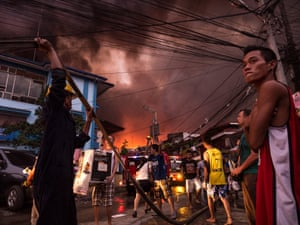 A fire in March 2014 left around 7,000 people homeless in Cebu City.