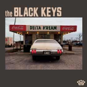 The Black Keys: Delta Kream album cover.
