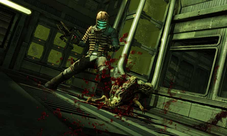 In Dead Space, as in Alien, the monsters are both repulsive and unknowable, but also weirdly familiar