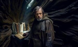 Star Wars: The Last Jedi … targeted.