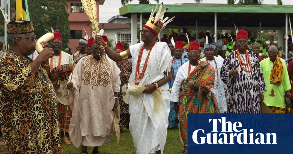 Kingdoms, thrones and crowns: inside the lives of Nigeria's monarchs