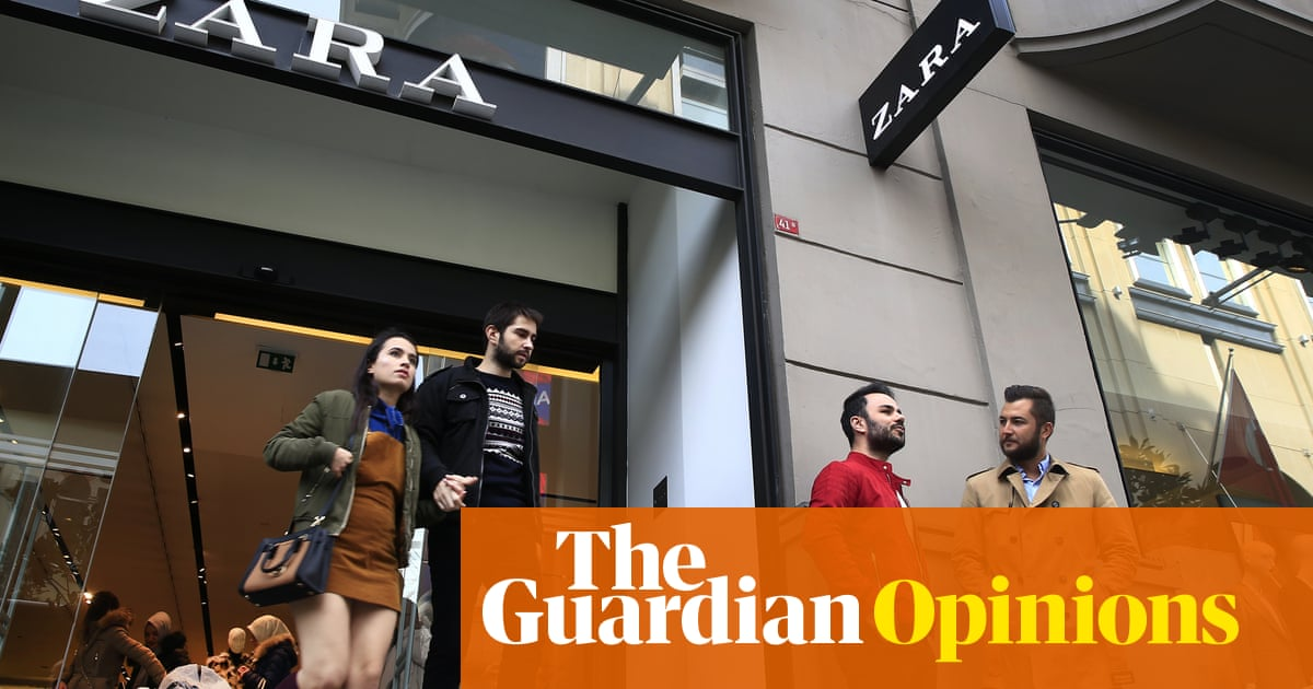 The Zara workers' protest shows why fast fashion should