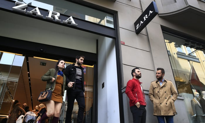 586eed42 The Zara workers' protest shows why fast fashion should worry all of us    Daisy Buchanan   Opinion   The Guardian