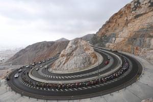 The Tour of Oman.