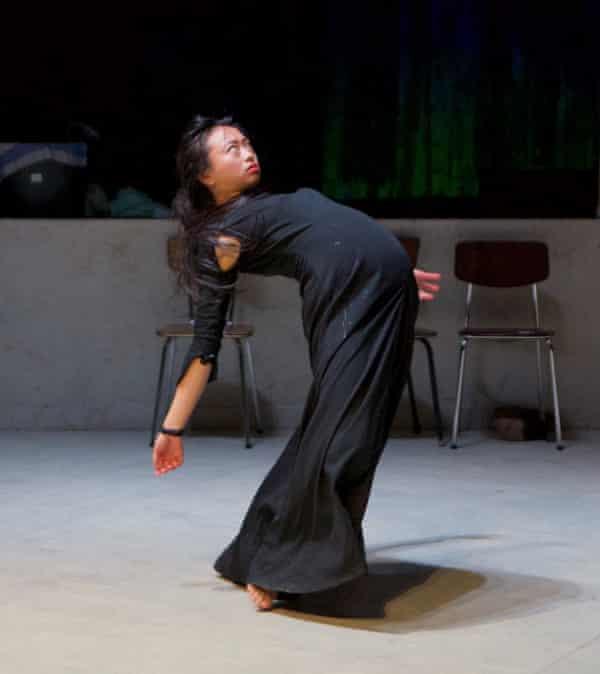 Yi-Chun Liu in Peeping Tom's Mother.