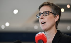 Union leader Sally McManus