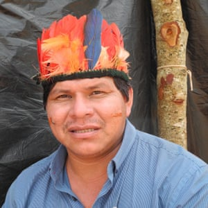 'We do not know how many have of our young people have committed suicide,' says Tonico Benites, a Guarani in Brazil.