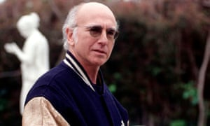 Larry David as himself in Curb Your Enthusiasm
