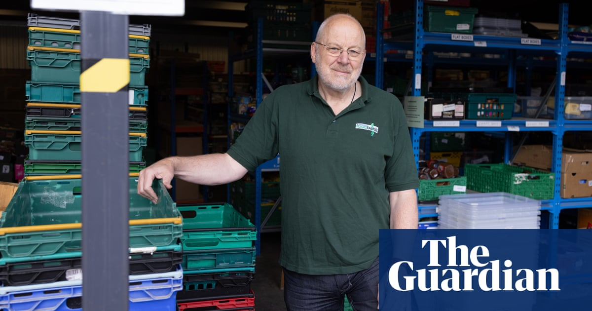 Monday briefing: Supply chain crisis squeezes food banks