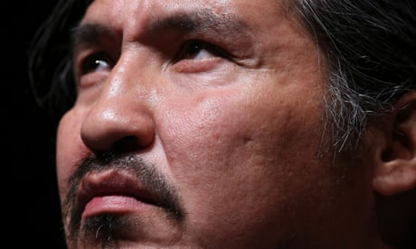 Canadian First Nation chief says RCMP violently assaulted him