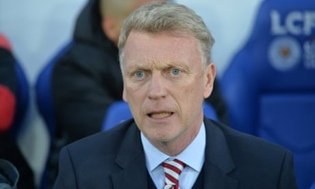 David Moyes charged by the FA over female reporter 'slap' remark