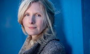 Samantha Harvey. Photo by Jason Alden/Rex/Shutterstock. 5 Jan 2012