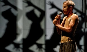 Betroffenheit, created by Jonathon Young, pictured, and Crystal Pite.