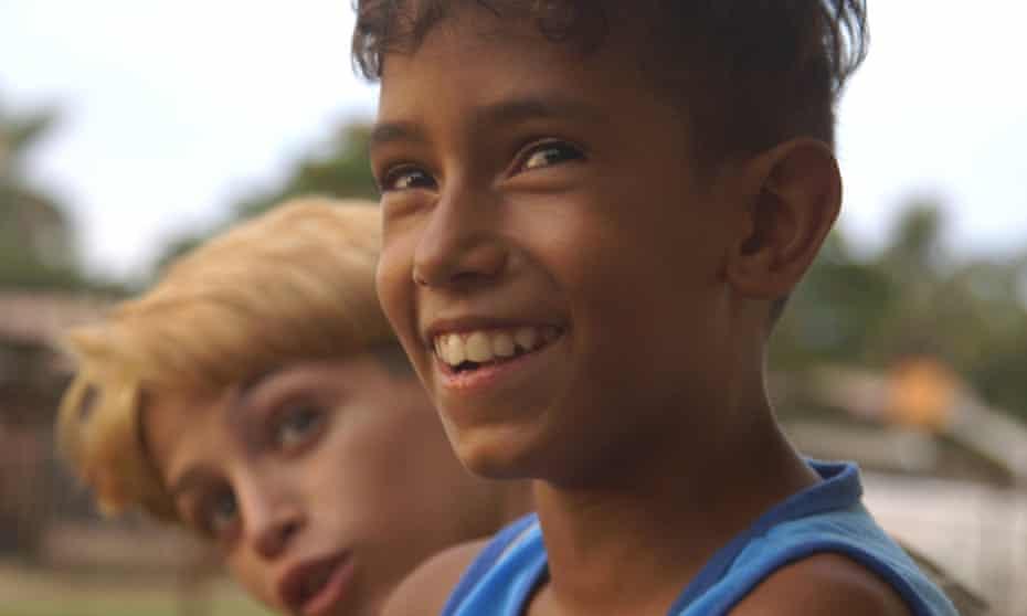 Bittersweet … Leonel and Antuàn in Baracoa.