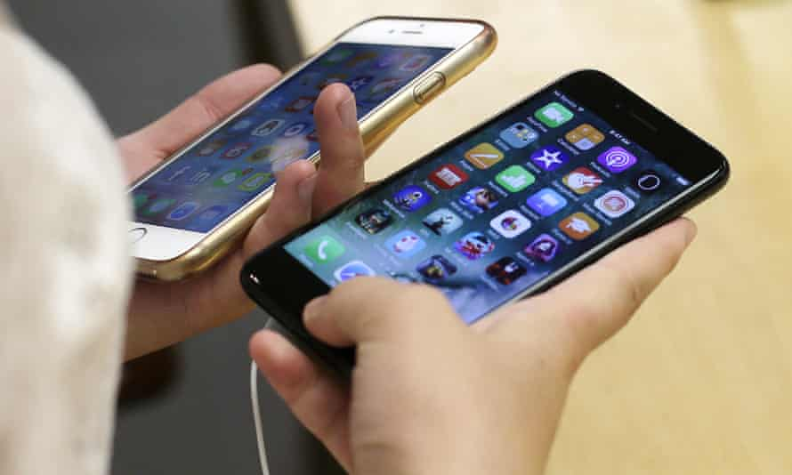 Consumers could be conserving their cash for the arrival of the next iPhone –it's due in September.
