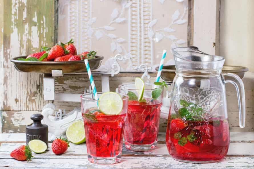 Add summery fruit for Thom Smyth's strawberry fair (below).