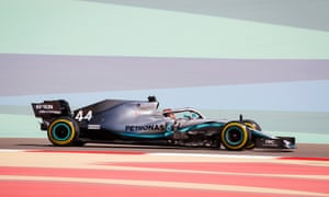 Formula One has been criticised for staging grand prix weekends in Bahrain (pictured) and Azerbaijan.