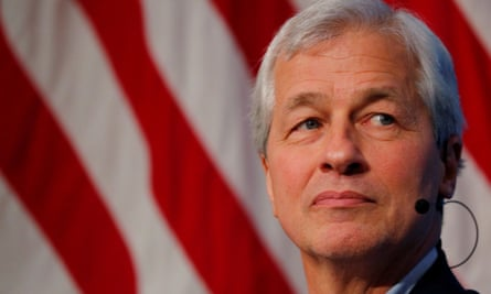 Jamie Dimon, the CEO of JP Morgan, issued a stark warning in his annual address