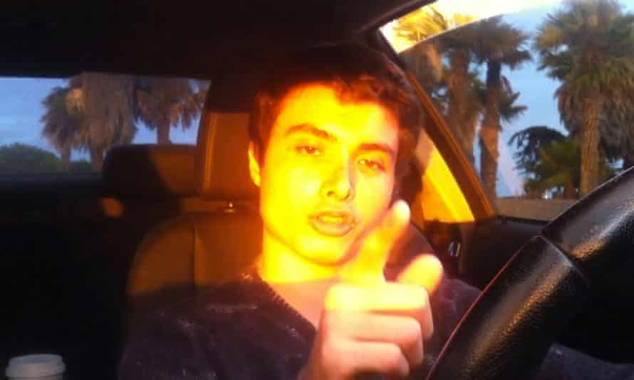 A still of Elliot Rodger from a video he posted on YouTube the same day as the California shootings, on 23 May 2014. In the clip, Rodger says his loneliness and frustration is because 'girls have never been attracted to me'.