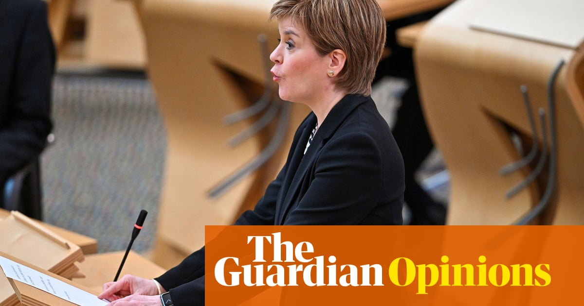 Westminster neglected the union for decades. No wonder it's crumbling