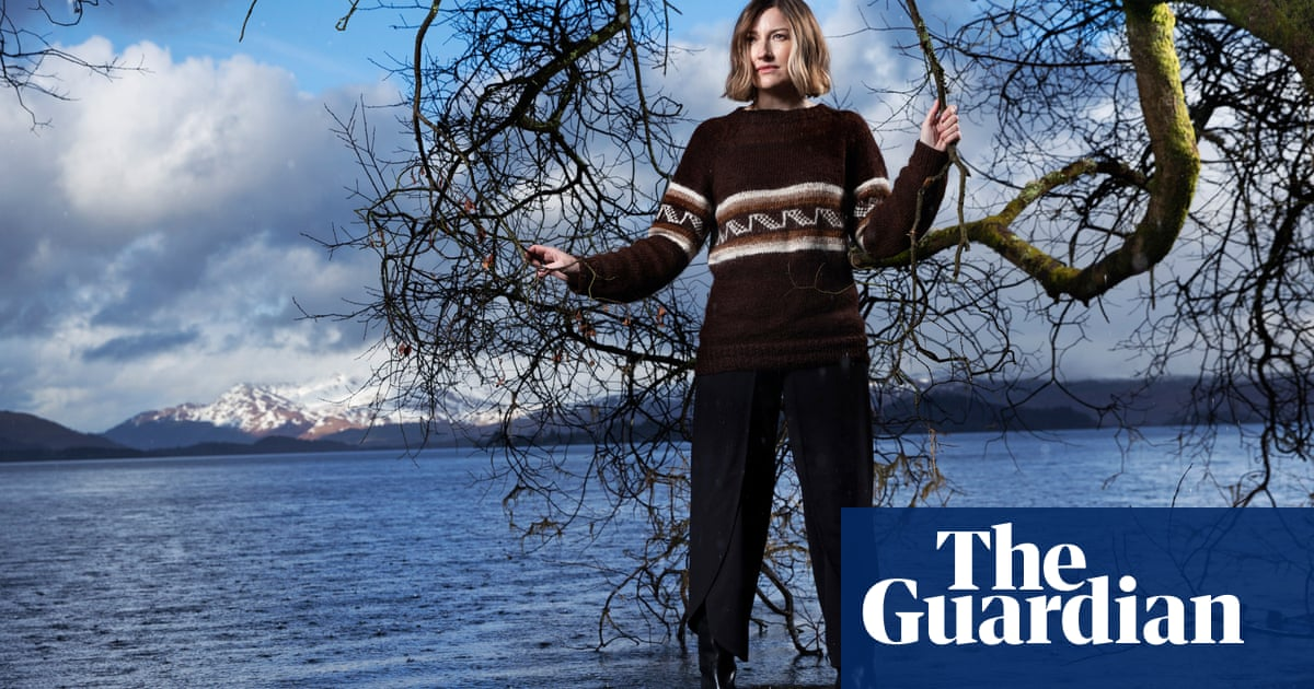 Kelly Macdonald: 'I'm beyond sex scenes now. I just play detectives'