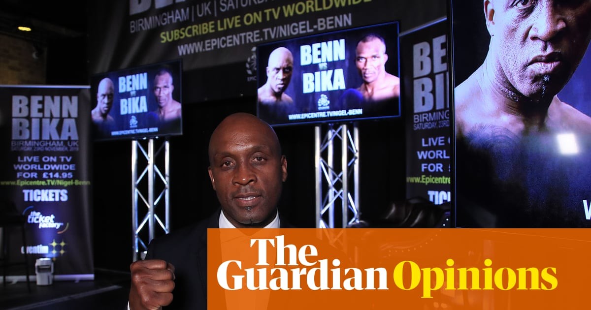 Nigel Benn's woeful misjudgment is dangerous temptation of fate | Kevin Mitchell