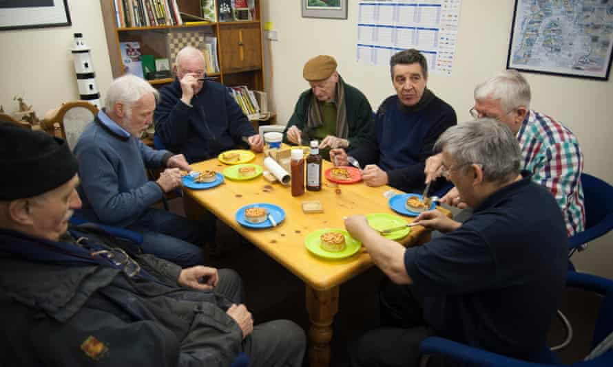 Men's Shed, Kirkintilloch, Scotland